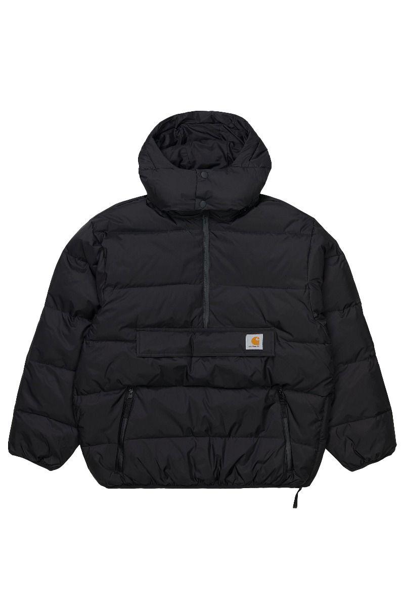 Carhartt WIP Jacket JONES PULLOVER Black