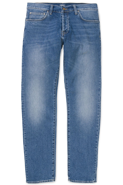 Carhartt WIP Pant Jeans KLONDIKE Blue Stone Coast