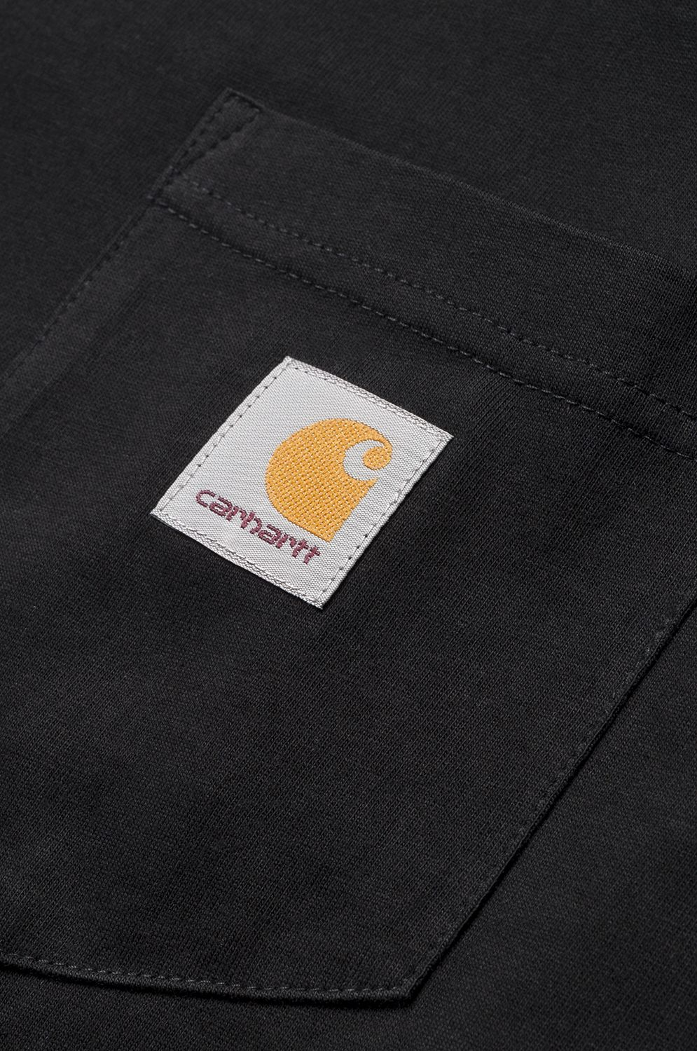 T-Shirt Carhartt WIP POCKET Black