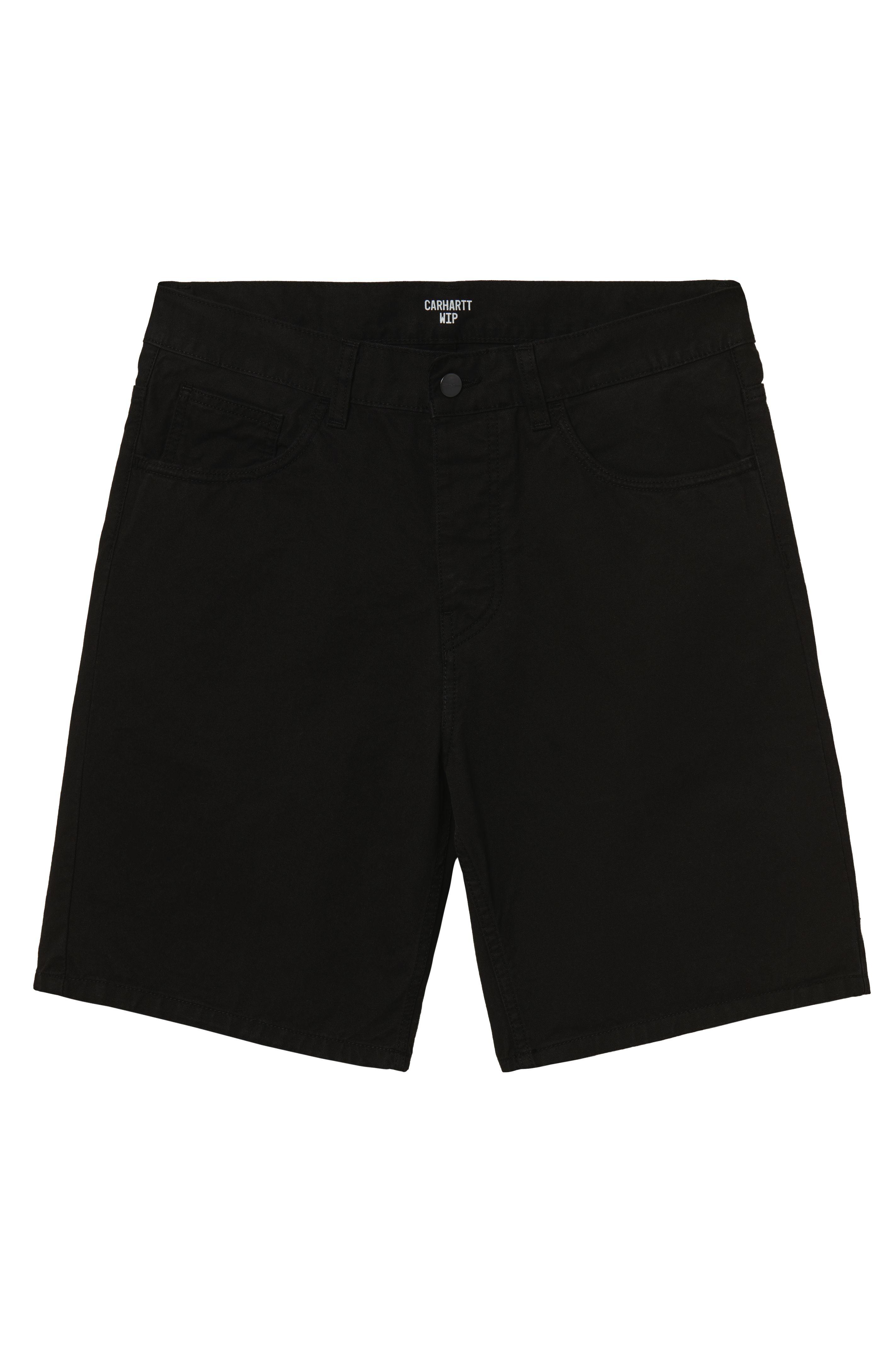 Carhartt WIP Walkshorts NEWEL SHORT Black
