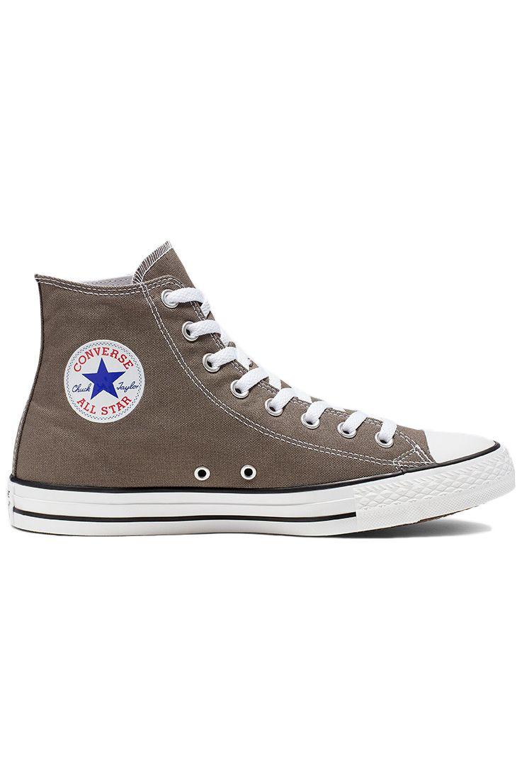 Converse Shoes CHUCK TAYLOR ALL STAR HI Charcoal