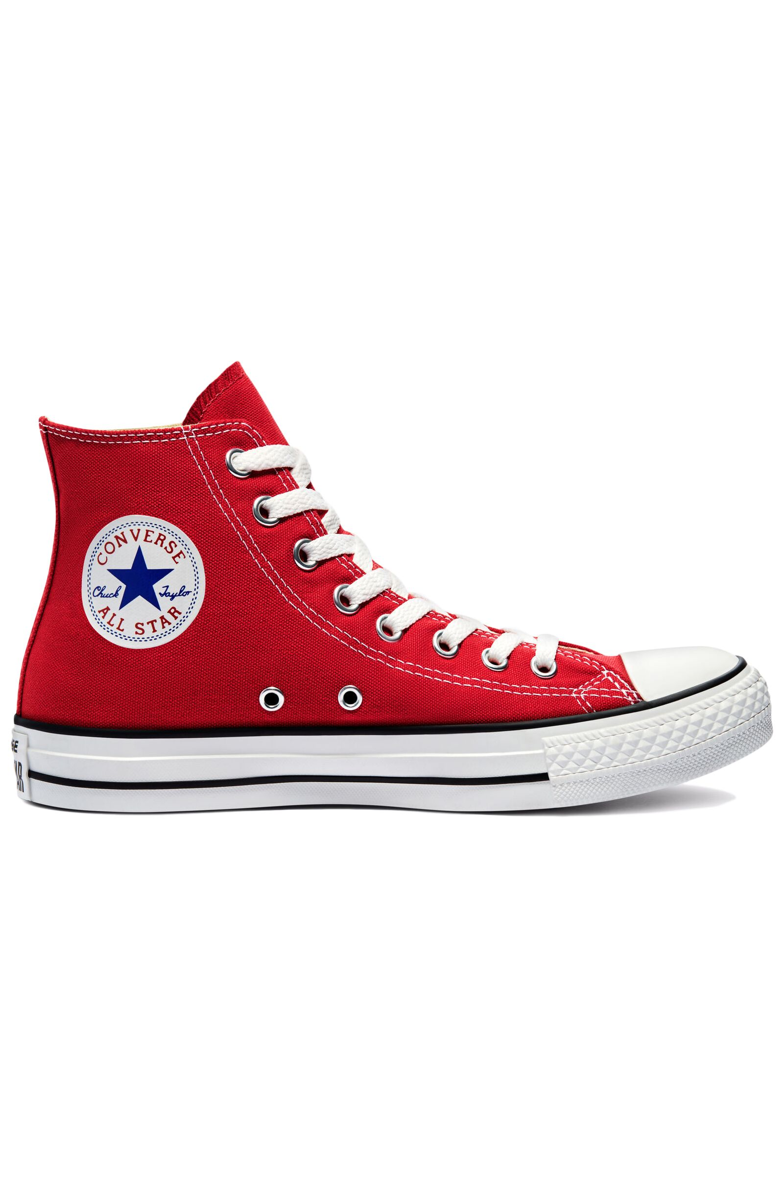 Converse Shoes CHUCK TAYLOR ALL STAR HI Red