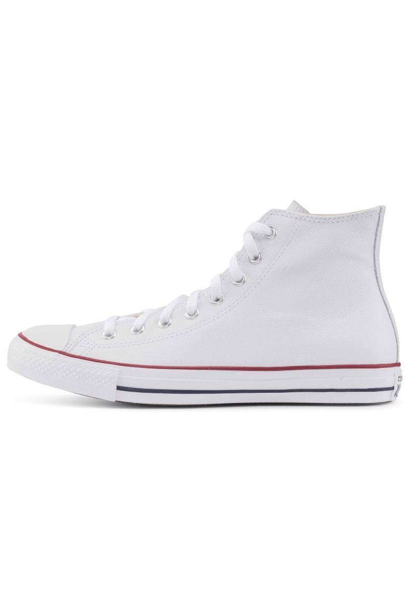 Tenis Converse CHUCK TAYLOR ALL STAR LEATHER HI White