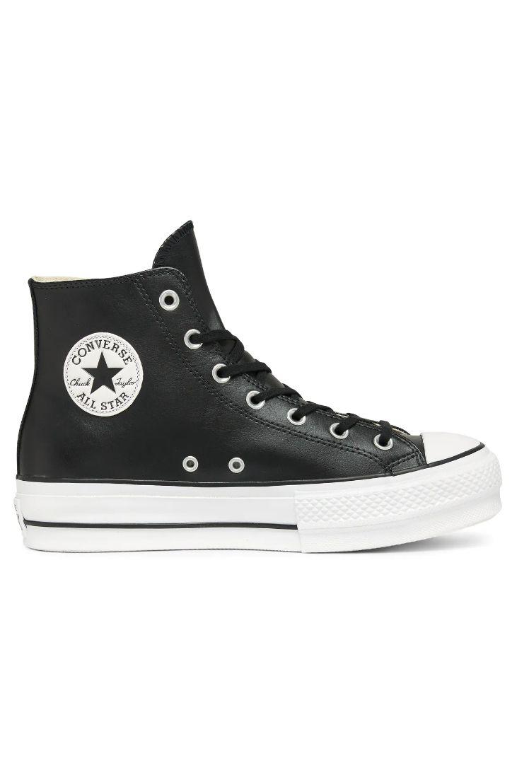 Tenis Converse CHUCK TAYLOR ALL STAR LIFT HI Black/Black/White