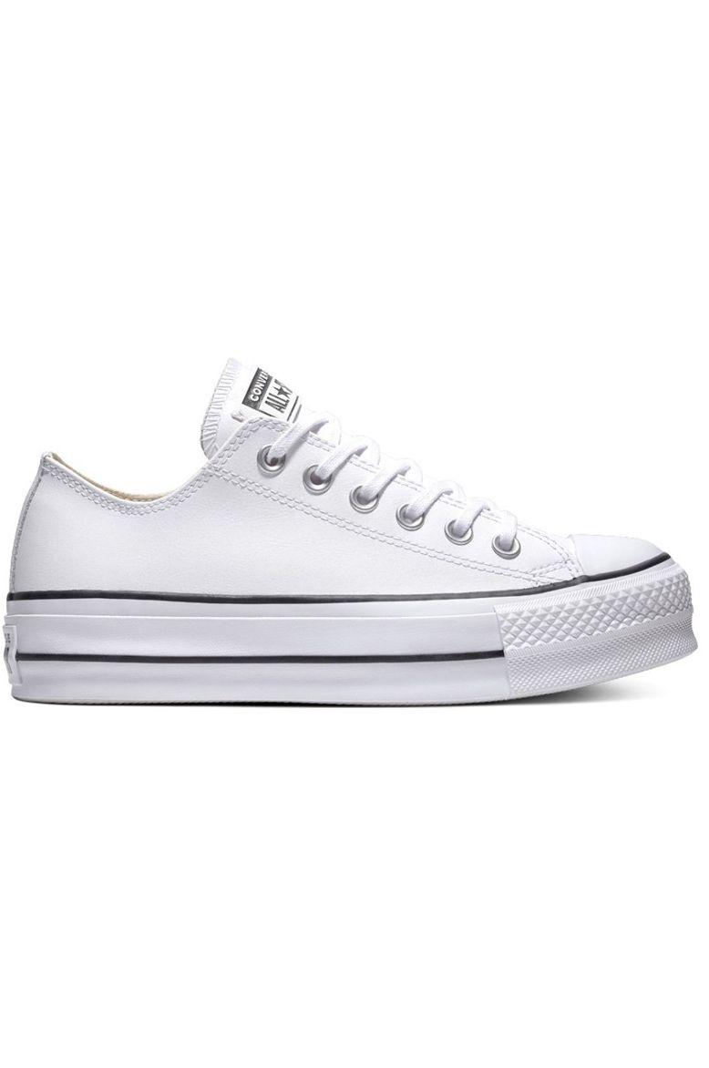 Tenis Converse CHUCK TAYLOR ALL STAR LIFT OX White/Black/White