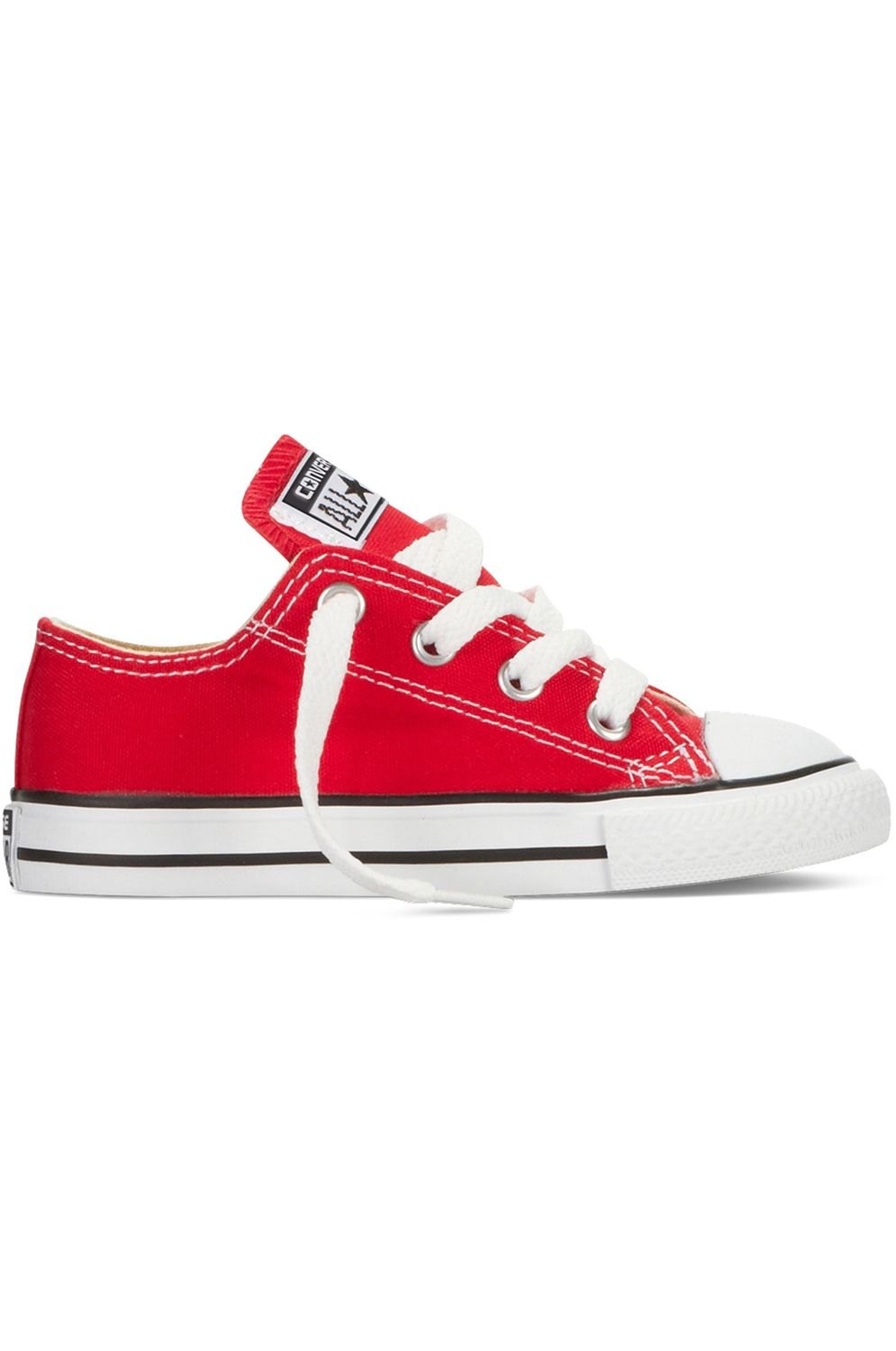 Tenis Converse CHUCK TAYLOR ALL STAR OX Red