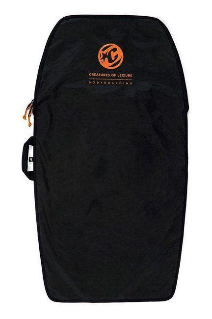 Capa Creatures BODYBOARD LITE (1 BRD) Black Orange
