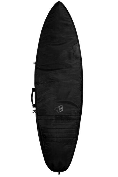 "Capa Creatures 6'7"" SHORTBOARD DAY USE - TONAL COLLECTION Black Black"