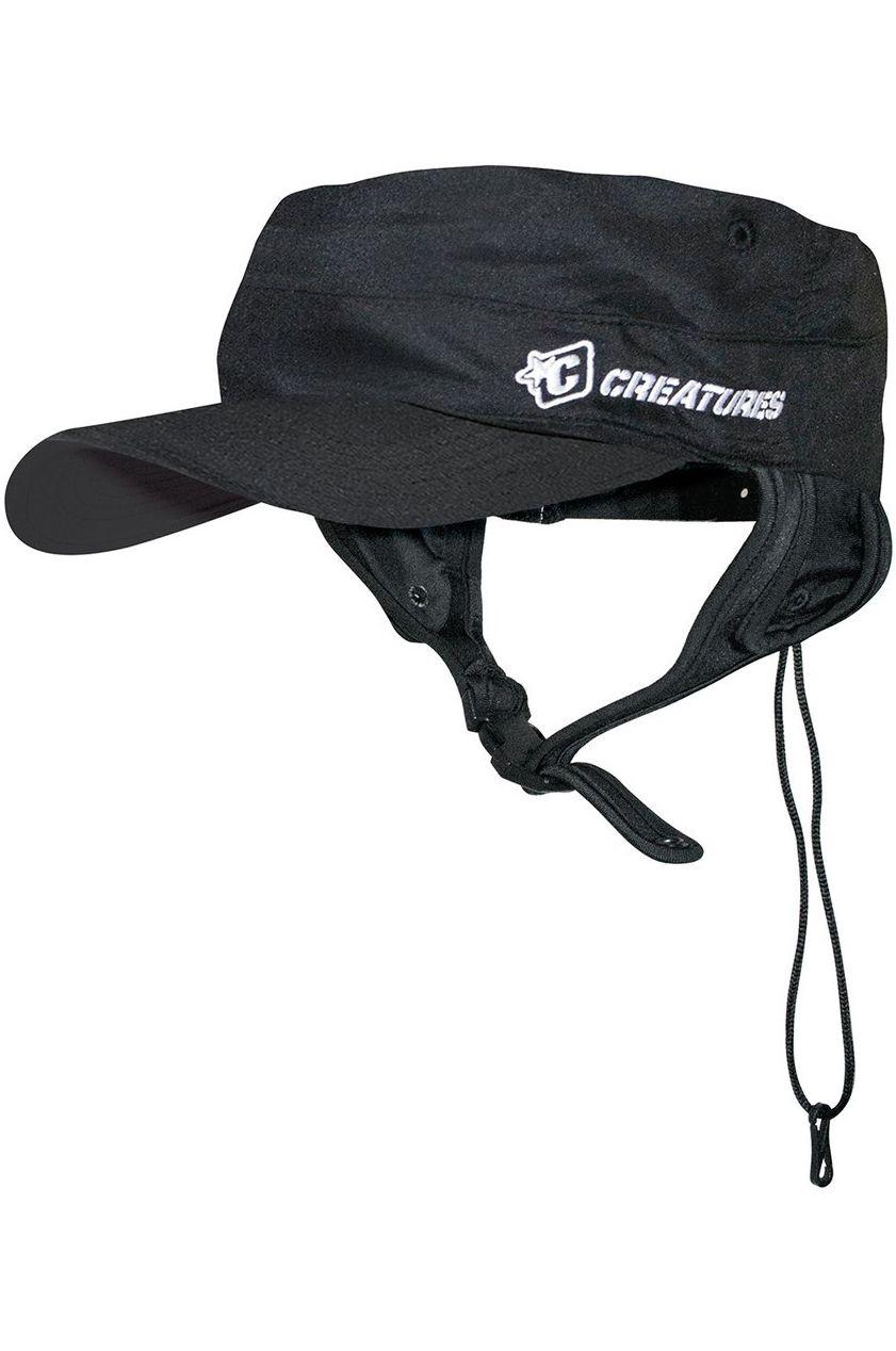 Creatures Cap   SURF CAP OSFM Black