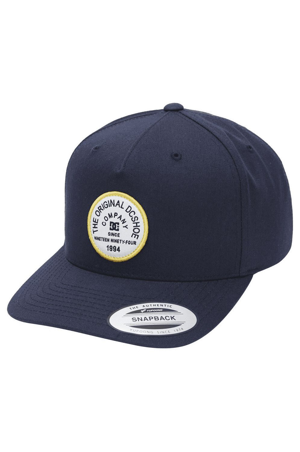 Bone DC Shoes BADGER SNAPBACK Navy Blazer