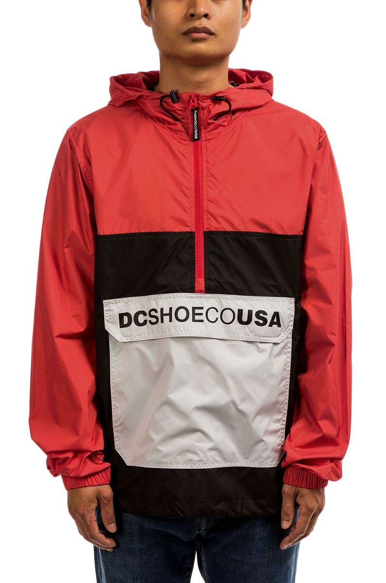 Corta Vento DC Shoes SEDGEFIELD 2 Racing Red