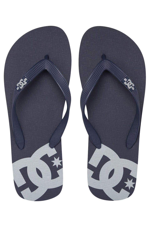 Chinelos DC Shoes SPRAY Black/Grey