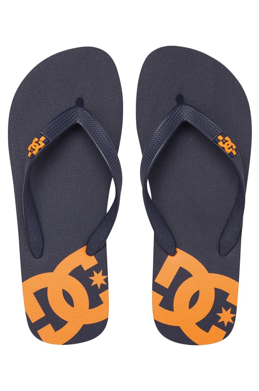 DC Shoes Sandals SPRAY Navy/Orange