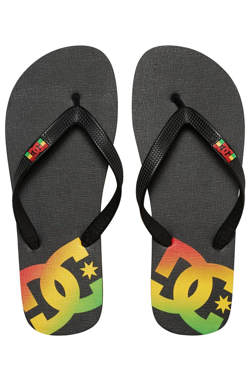 Chinelos DC Shoes SPRAY Rasta
