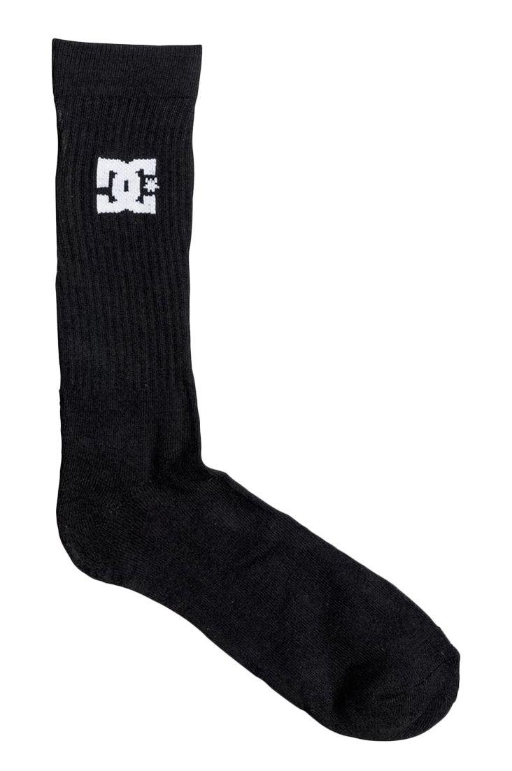 DC Shoes Socks SPP DC CREW 3PK Black