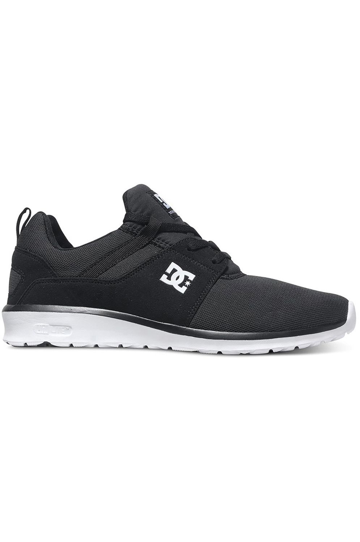 Tenis DC Shoes HEATHROW Black/White