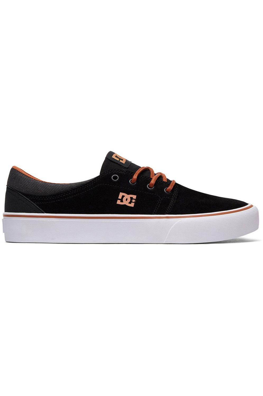 Tenis DC Shoes TRASE SE Black/Camel