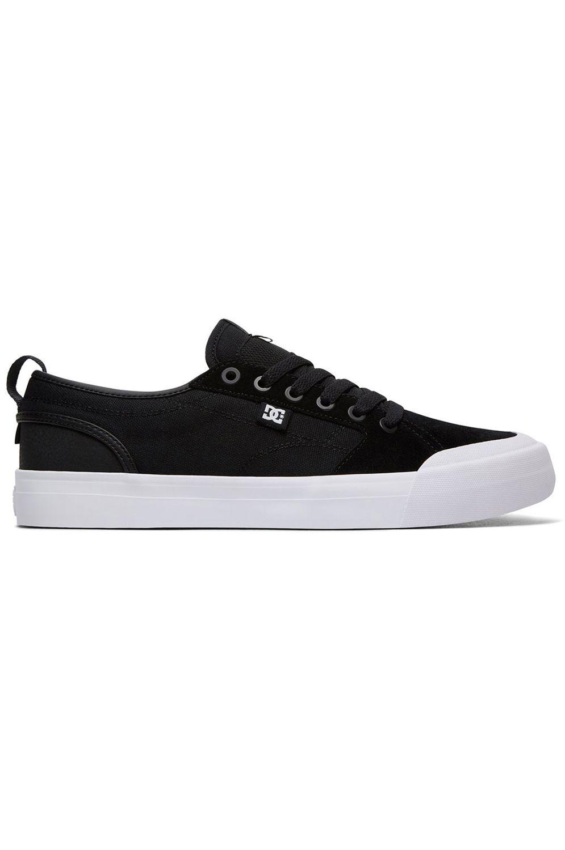Tenis DC Shoes EVAN SMITH S Black/White