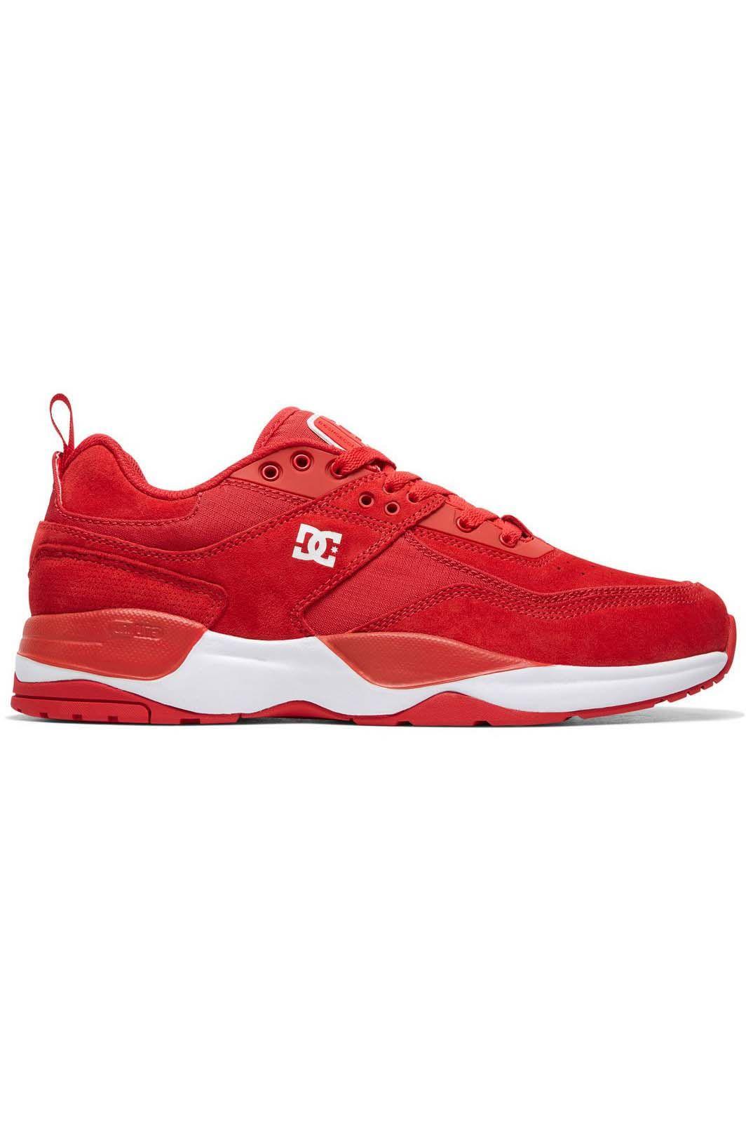 Tenis DC Shoes E.TRIBEKA Red