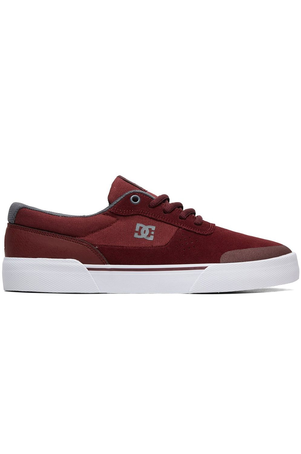DC Shoes Shoes SWITCH PLUS S Burgundy