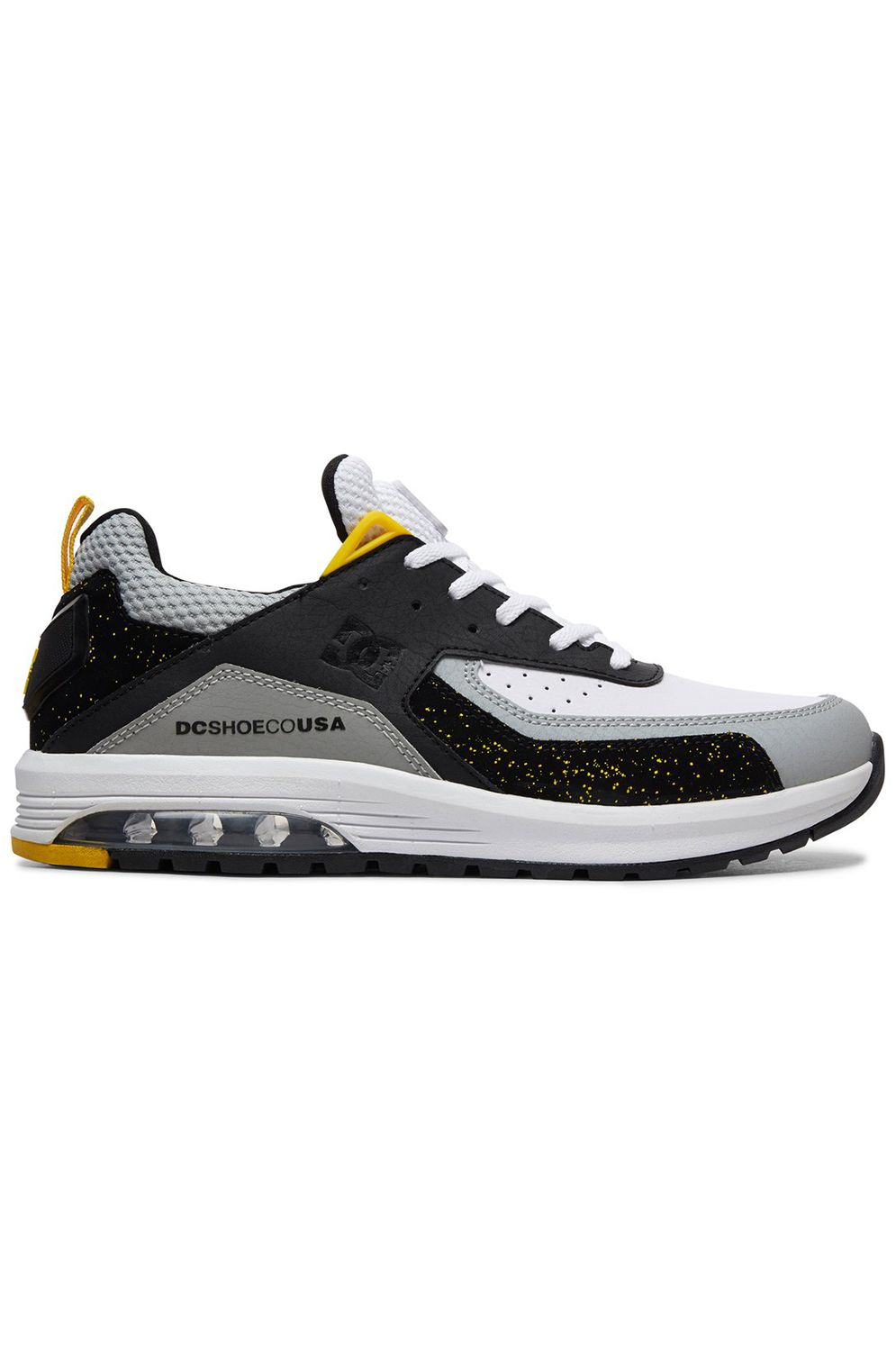 d672239359 Tenis DC Shoes VANDIUM SE BLACK/GREY/YELLOW