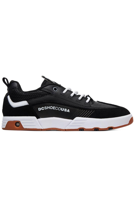 DC Shoes Shoes LEGACY 98 SLIM Black/White