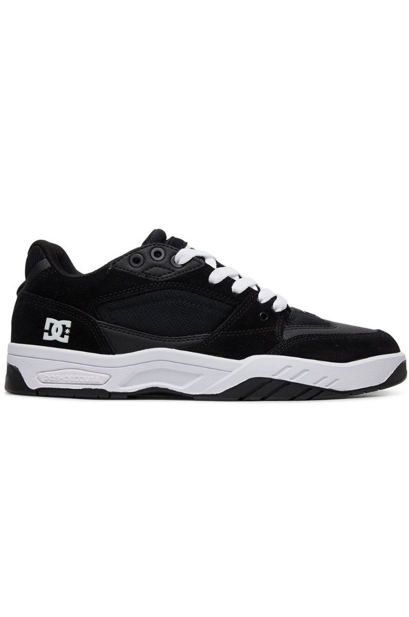 Tenis DC Shoes MASWELL Black/White