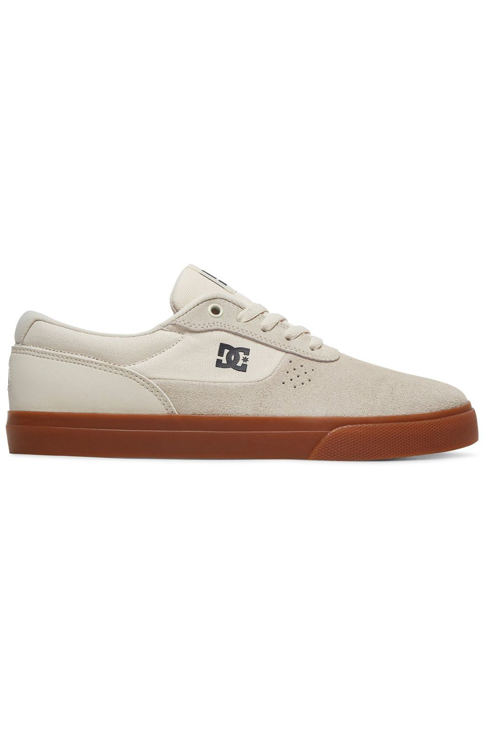 DC Shoes Shoes SWITCH White/White/Gum