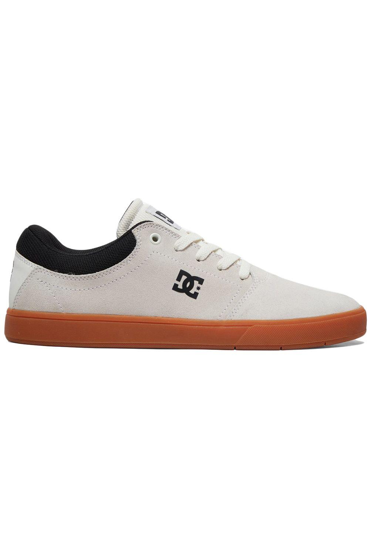 DC Shoes Shoes CRISIS Light Grey