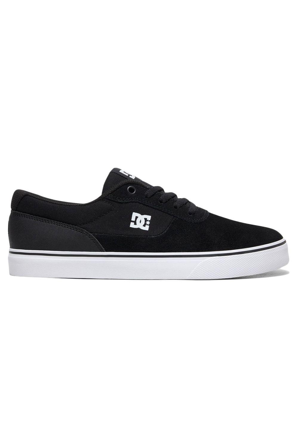 Tenis DC Shoes SWITCH S Black/Black/White