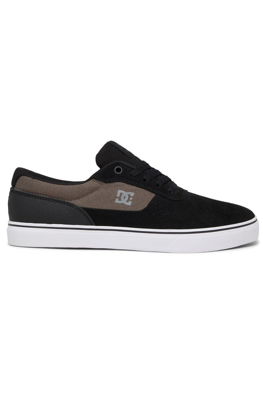 Tenis DC Shoes SWITCH Black/Black/Green