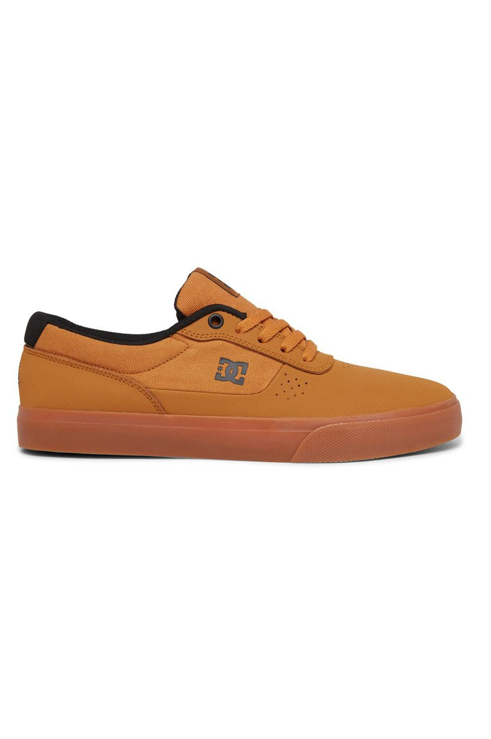 Tenis DC Shoes SWITCH Wheat/Black/Dk Chocolate