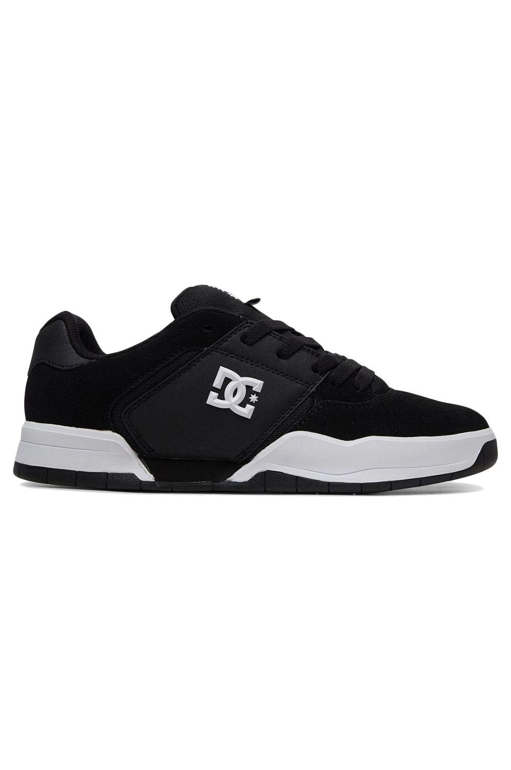 Tenis DC Shoes CENTRAL Black/White