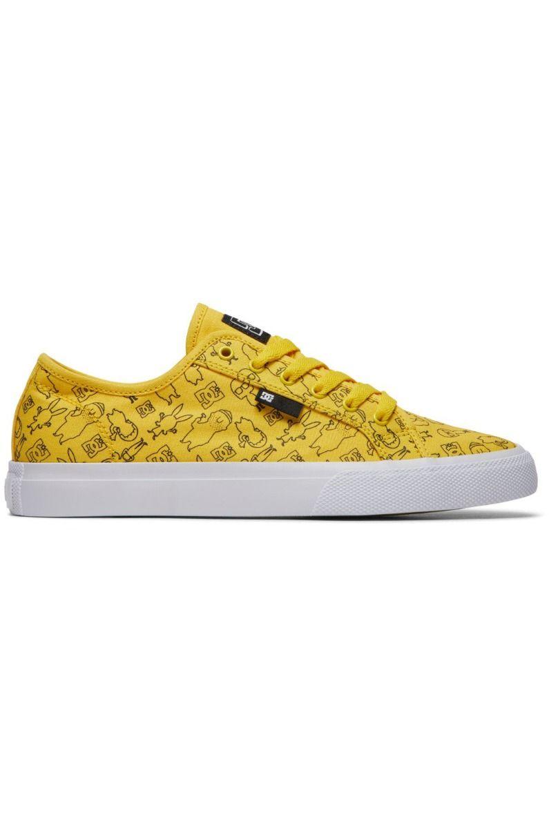 DC Shoes Shoes BOBS MANUAL M BOB'S BURGERS Mustard