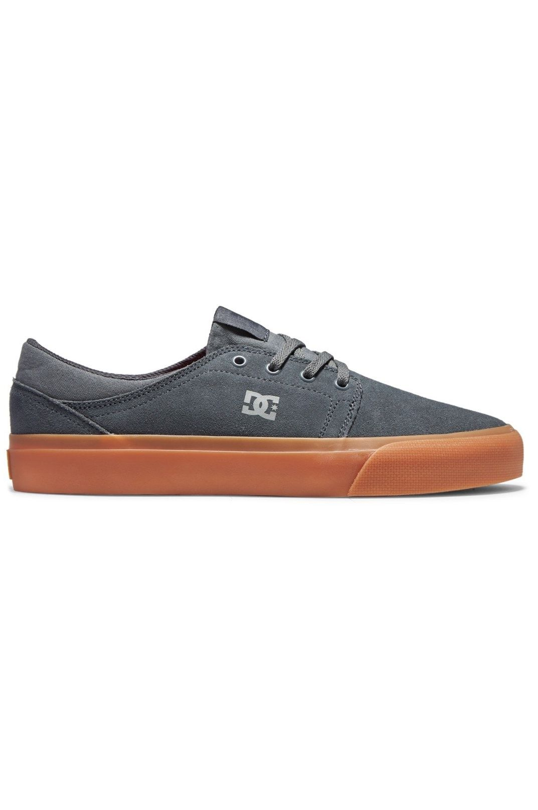 Tenis DC Shoes TRASE SD Grey/Gum