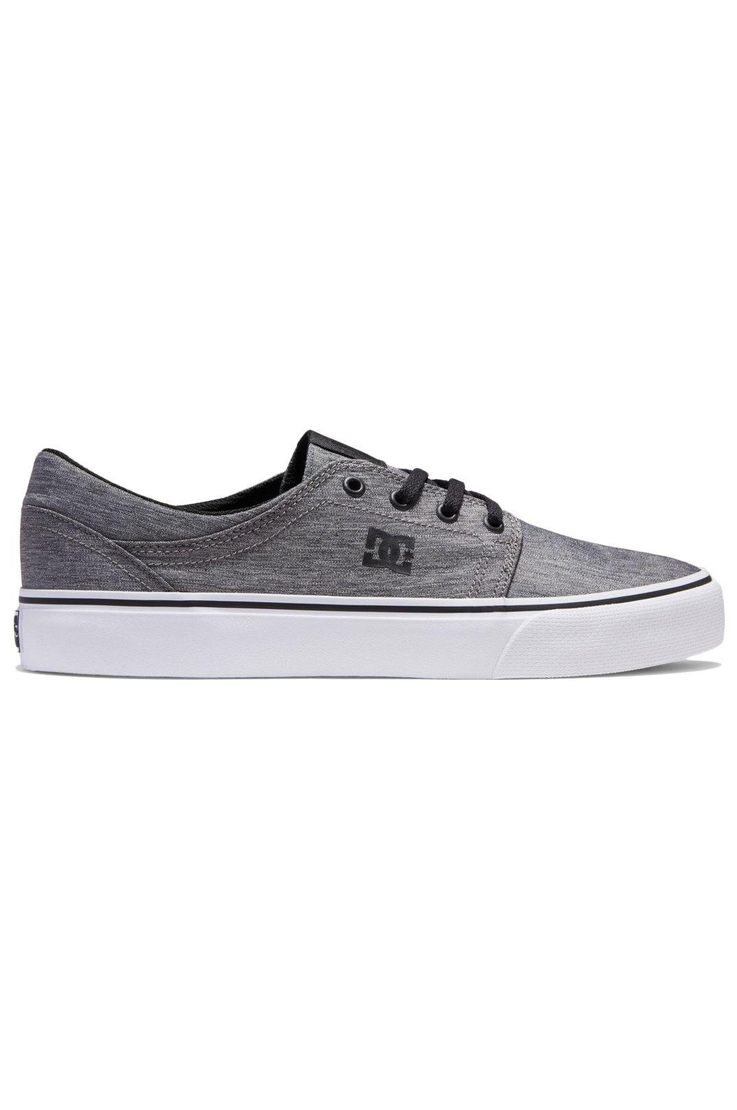 Tenis DC Shoes TRASE TX SE Black/Heather Grey