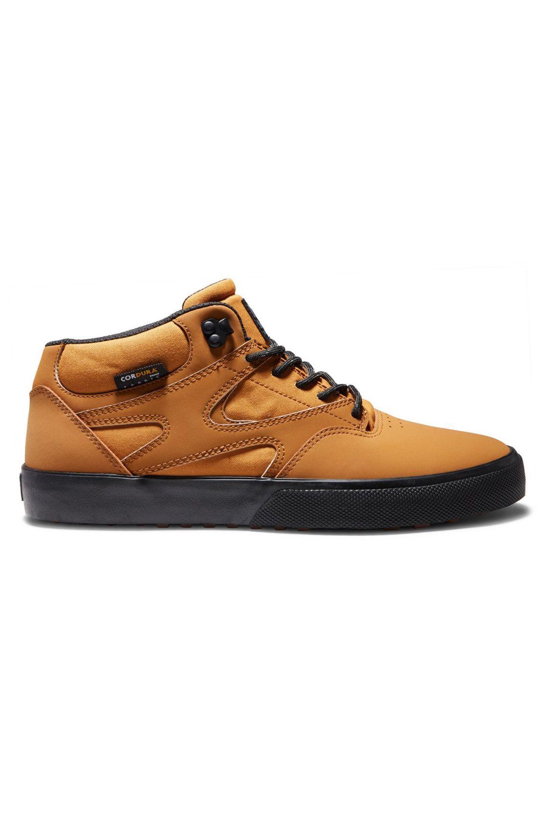 DC Shoes Shoes KALIS VULC MID WNT Wheat/Black