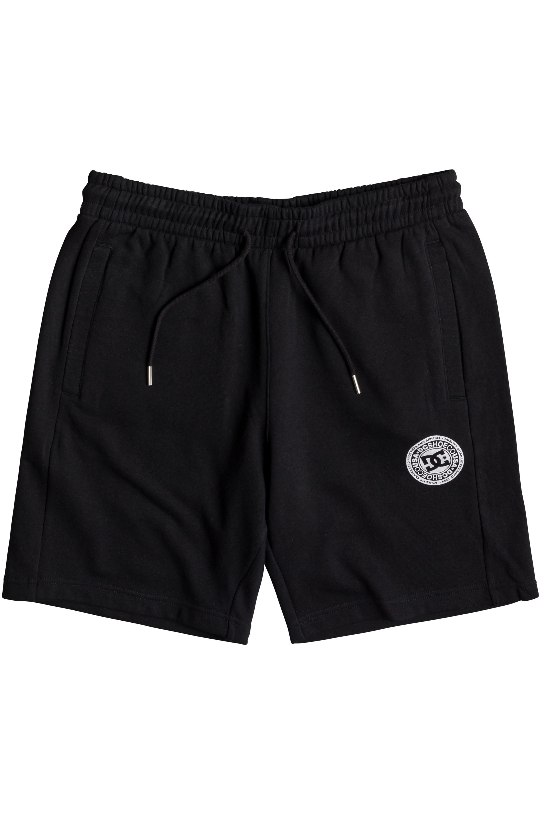 Walkshorts DC Shoes REBEL SHORT Black