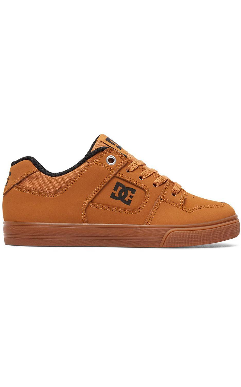 Tenis DC Shoes PURE B SHOE Wheat