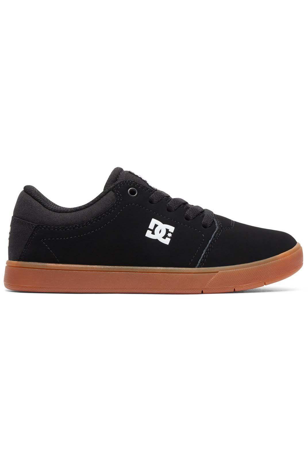 0cfb3feb61948 Tenis DC Shoes CRISIS Black Gum