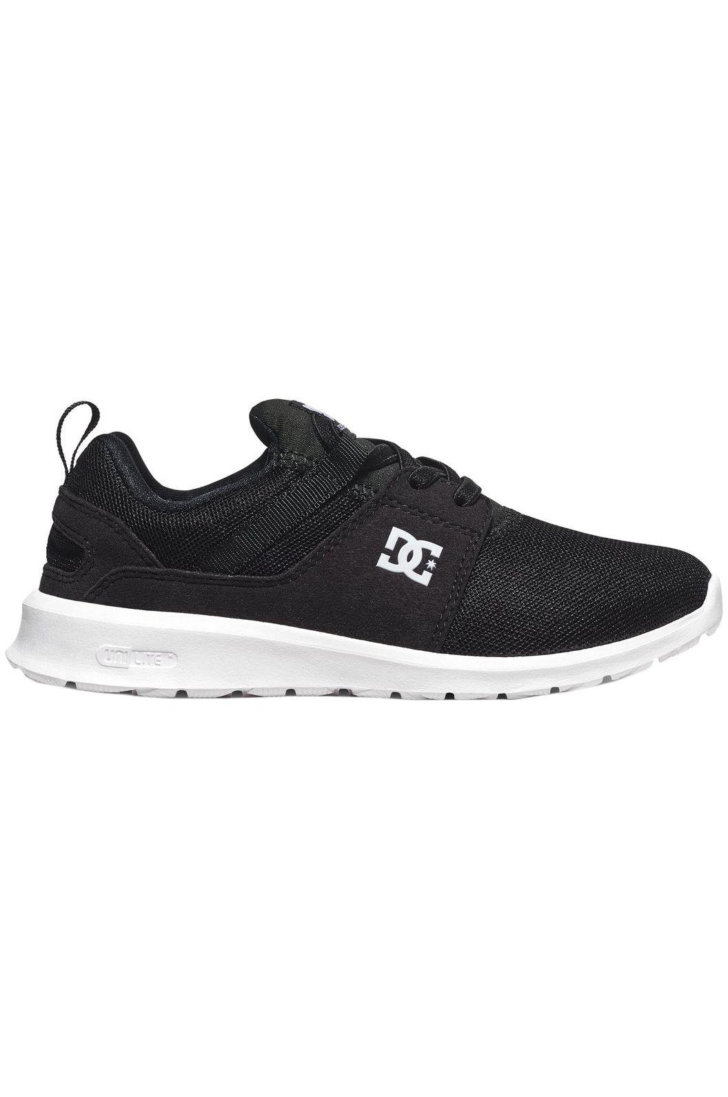DC Shoes Shoes HEATHROW Black/White