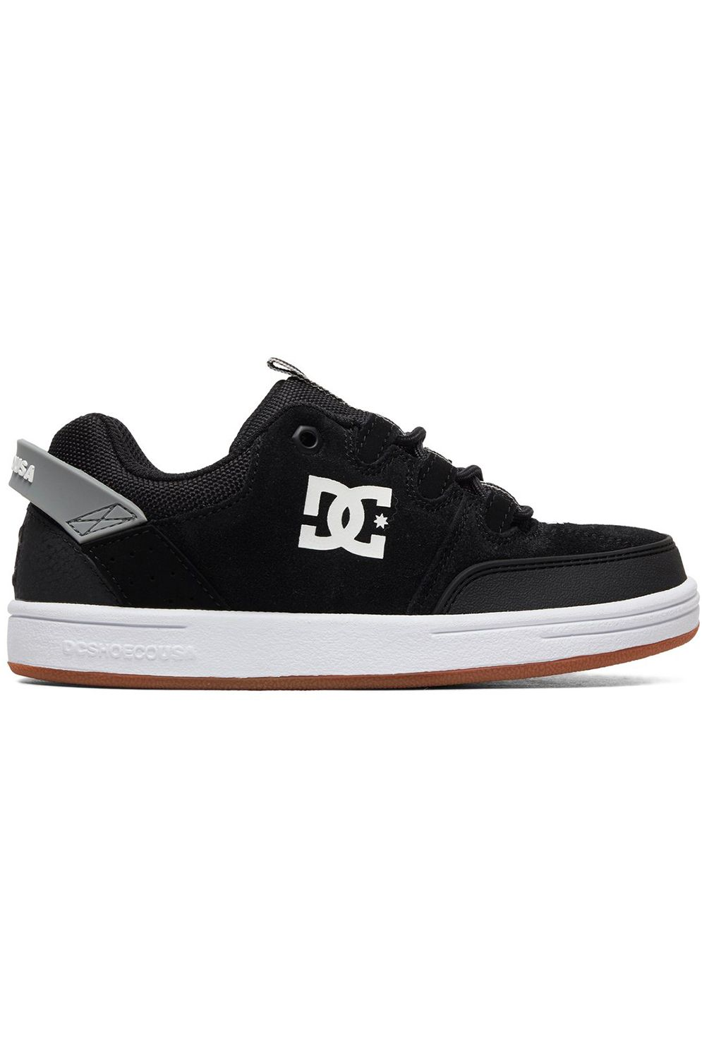 DC Shoes Shoes SYNTAX Black/Grey