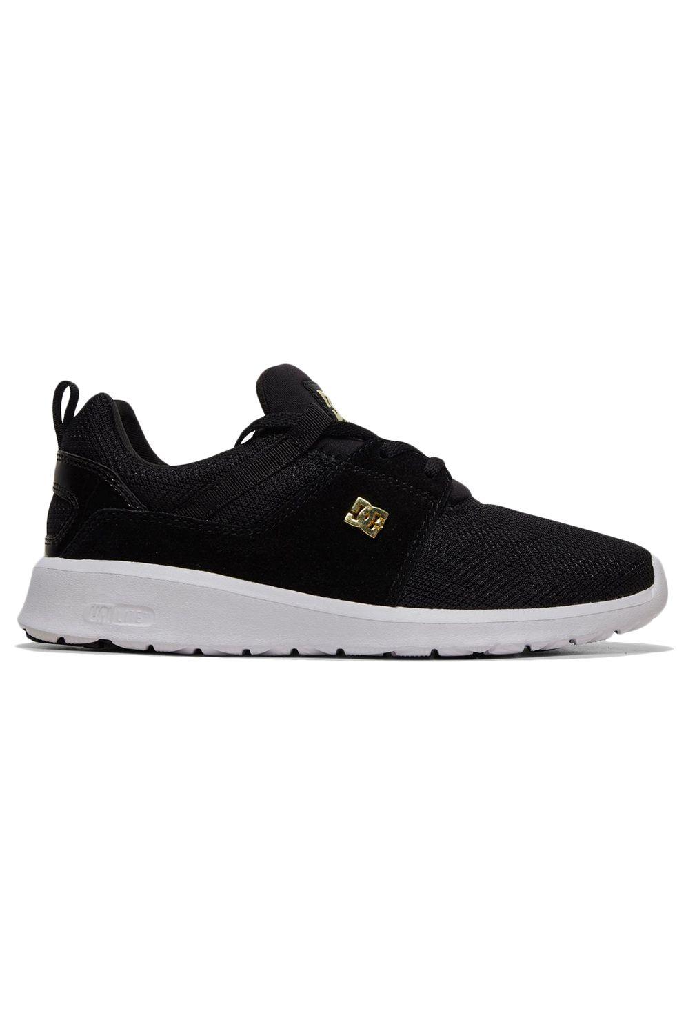 Tenis DC Shoes HEATHROW SE Black/Gold