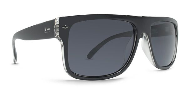 Oculos Dot Dash SIDECAR Black Gloss / Grey