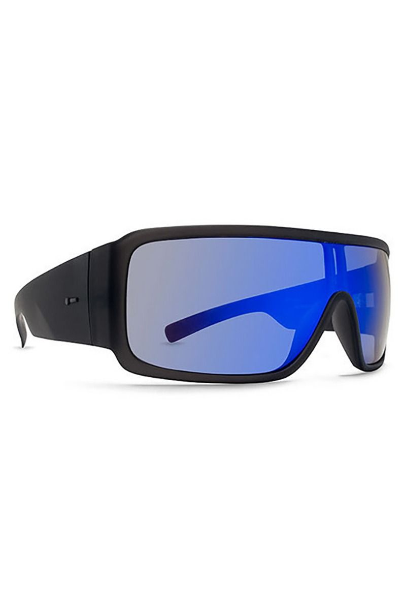 Oculos Dot Dash CHALUBE - SOFT CHARCOAL SATIN / BLUE CHROME Soft Charcoal Satin / Blue Chrome