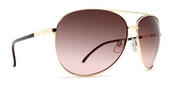 Oculos Dot Dash NOOKIE Gold / Brown Gradient