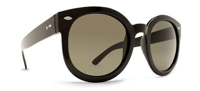 Oculos Dot Dash POOL PARTY Black Gloss / Grey