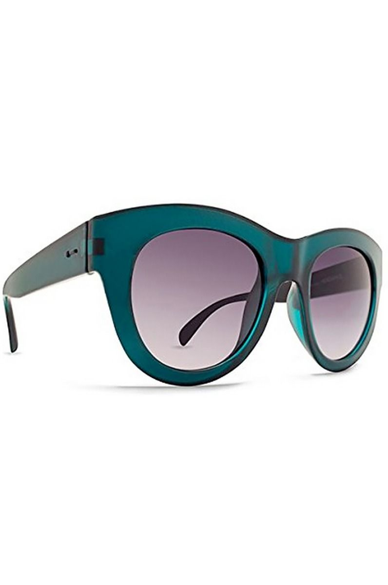 Oculos Dot Dash HEADSPACE Teal Trans Black / Grey Gradient