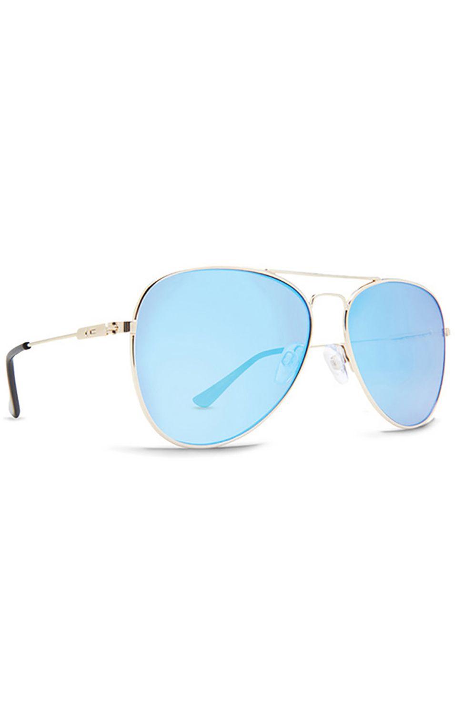Oculos Dot Dash AEROGIZMO Gold Gloss / Blue Chrome