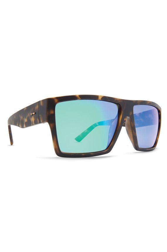 Oculos Dot Dash NILLIONAIRE Tort Satin / Green Chrome